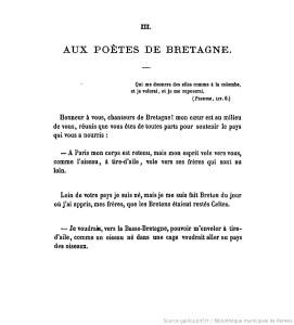 Aux poètes de Bretagne 1