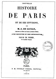 Charles de Gaulle Histoire de Paris