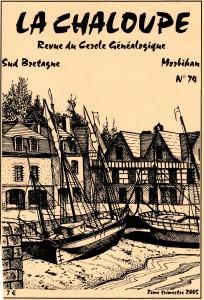 La revue du Cercle Généalogique Sud Bretagne