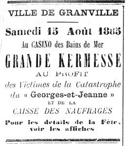 Insertion presse 1885