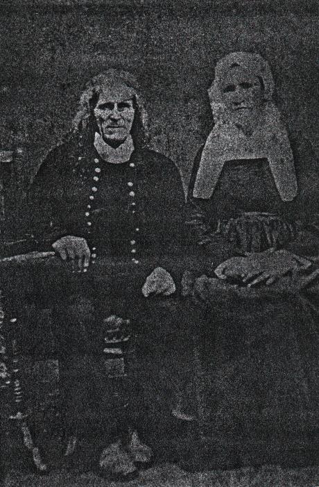Kerdaffrec Charles (1802-1875) & Kersulec Anne (1807-1879)