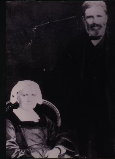 Kerdaffrec François (1832-1904 & Raoul Marie Josèphe (1833-1908)